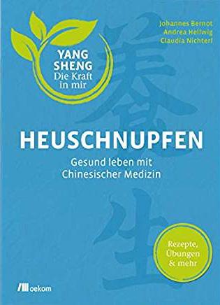 Buch Heuschnupfen mit Chinesischer Medizin