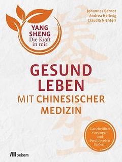 Buchcover Gesund Leben mit Chinesischer Medizin