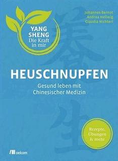 Buchcover Heuschnupfen mit Chinesischer Medizin