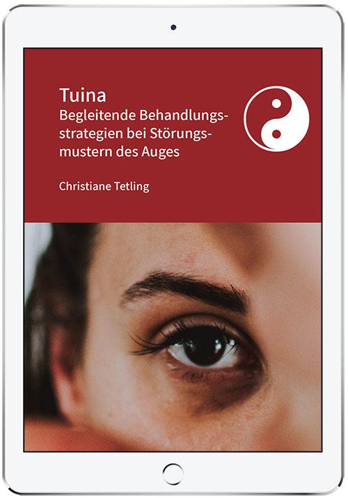 Titelbild Artikel Tuina - Begleitende Behandlungstrategie bei Störungsmustern des Auges